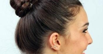 2 kiểu tóc búi đẹp cho chị em phụ nữ ít thời gian làm tóc 2