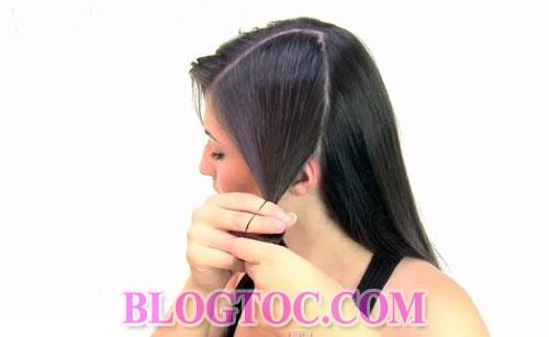 Hướng dẫn cách cắt tóc bob chữ A thời thượng tại nhà đẹp như cắt ngoài salon 2