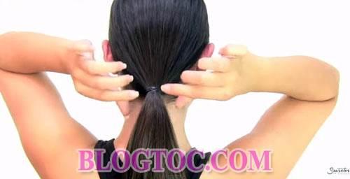 Hướng dẫn cách cắt tóc bob chữ A thời thượng tại nhà đẹp như cắt ngoài salon 3