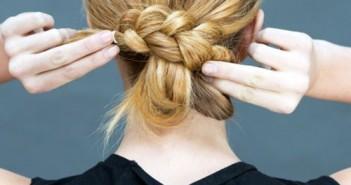 Hướng dẫn cách làm 10 kiểu tóc đẹp đơn giản trong nháy mắt tại nhà 19