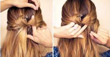 Những kiểu tóc dài đẹp và siêu dễ thương và cách tạo kiểu tóc dài đẹp cho tất cả mọi người diện trong các buổi tiệc 7