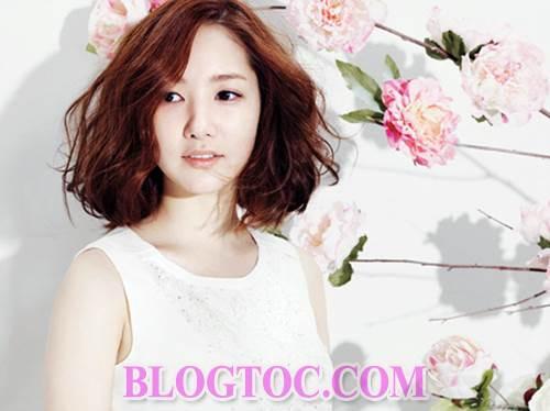 Những kiểu tóc dễ thương đang thịnh hành nhất của dàn sao Hàn Quốc 3
