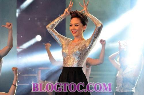 Những kiểu tóc đẹp của sao Việt đang thịnh hành nhất hiện nay 12