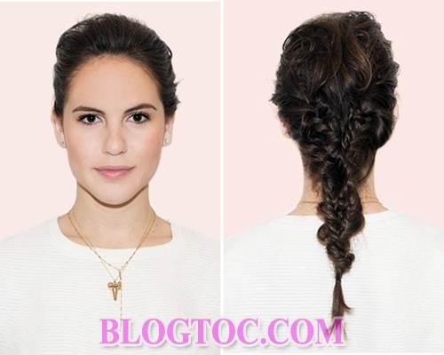 Những kiểu tóc đẹp gọn giúp bạn ngụy trang khi tóc bết bẩn 11