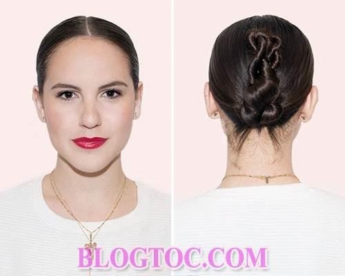 Những kiểu tóc đẹp gọn giúp bạn ngụy trang khi tóc bết bẩn 13