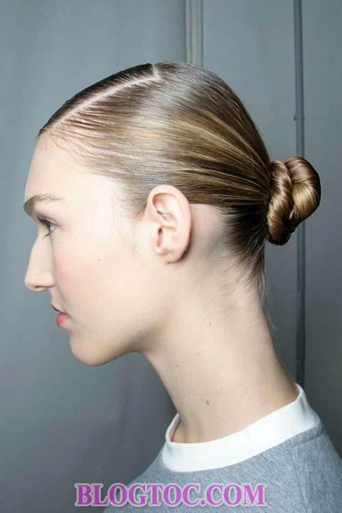 Những kiểu tóc đẹp gọn giúp bạn ngụy trang khi tóc bết bẩn 14
