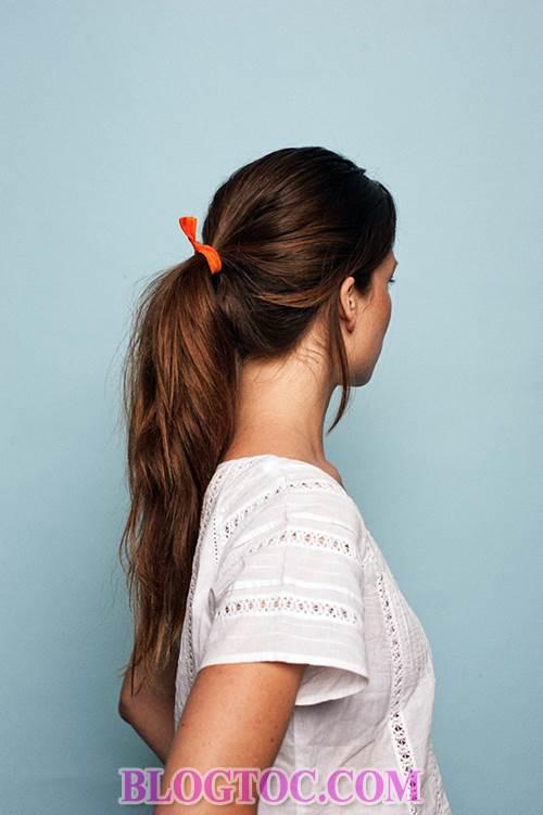 Những kiểu tóc đẹp gọn giúp bạn ngụy trang khi tóc bết bẩn 2