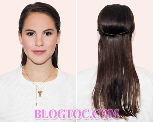 Những kiểu tóc đẹp gọn giúp bạn ngụy trang khi tóc bết bẩn 3