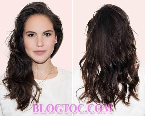 Những kiểu tóc đẹp gọn giúp bạn ngụy trang khi tóc bết bẩn 8