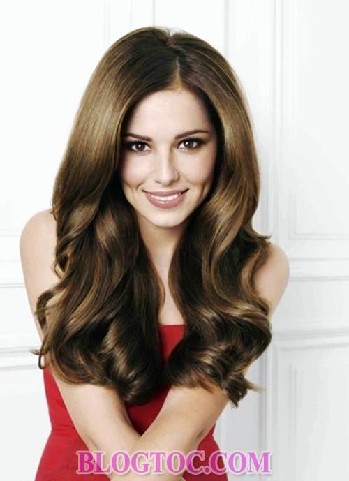 Những kiểu tóc ngắn cá tính và kiểu tóc dài dễ thương cho những bạn gái sở hữu khuôn mặt dài 6