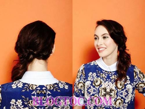 Những kiểu tóc tết đẹp sang trọng đơn giản dễ làm tại nhà đang được nhiều bạn gái yêu thích 4