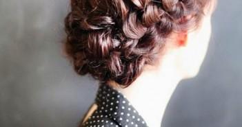 Những kiểu tóc tết đẹp tóc búi đẹp kết hợp độc đáo cho chị em tỏa sức thể hiện cá tính trong ngày nóng 13