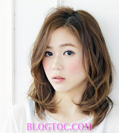 Những kiểu tóc uốn nhuộm đẹp của người phụ nữ nhật hiện đại đang được thịnh hành 1