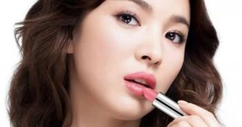 Các kiểu tóc đẹp của song hye kyo được các fans mến mộ bình chọn nhiều nhất 6