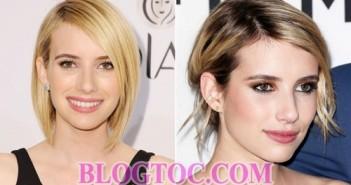 Các kiểu tóc đẹp mới của các ngôi sao nổi tiếng làm sốt cộng đồng thời trang tóc 4