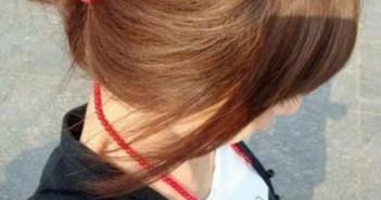 Hướng dẫn 3 cách buộc tóc đẹp cho những bạn gái có mái tóc dài 8