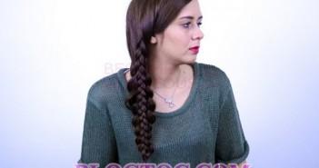 Hướng dẫn cách tết tóc đẹp đổi mới cho mùa thu lãng mạn 4