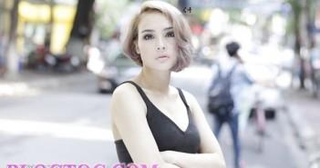 Kiểu tóc bob biến tấu đẹp với phong cách cực chất cho các bạn gái lựa chọn 7