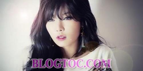 Màu tóc đen tuyền tuyệt đẹp của các mỹ nhân hàn quốc làm thu hút nhiều fans hâm mộ trên thế giới 4