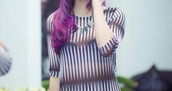 Màu tóc nhuộm Dip-dye (nhuộm nhúng) với ngẫu hứng và phá cách trong các kiểu tóc đẹp 11