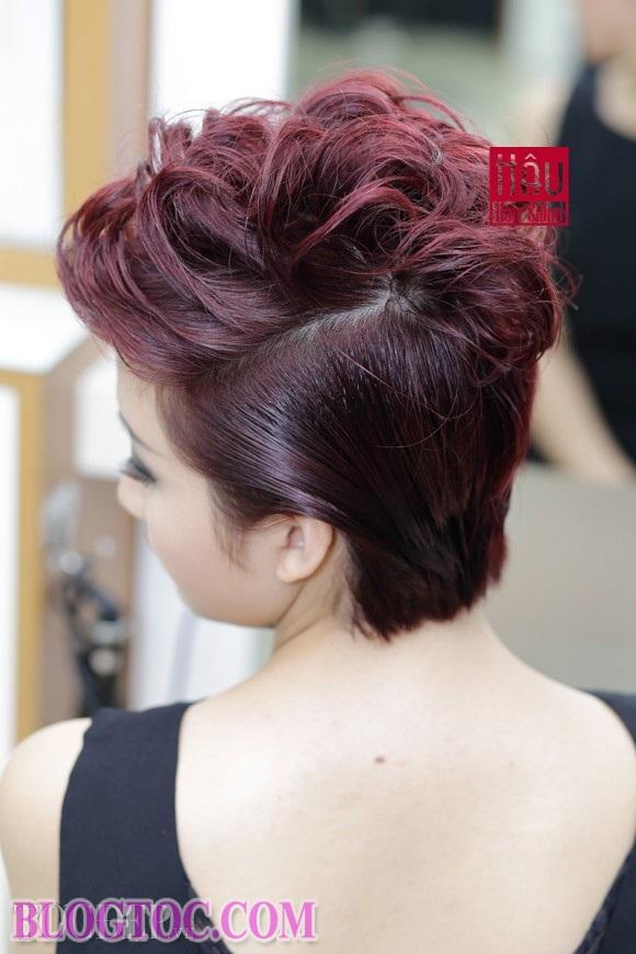 Tổng hợp những kiểu tóc xoăn ngắn đẹp nhất cho bạn lựa chọn để khoe sắc 2