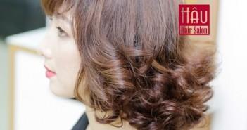 Tổng hợp những kiểu tóc xoăn ngắn đẹp nhất cho bạn lựa chọn để khoe sắc 4