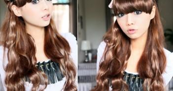 Xu hướng tóc xoăn gợi cảm đẹp nhất được bình chọn trong năm nay 5