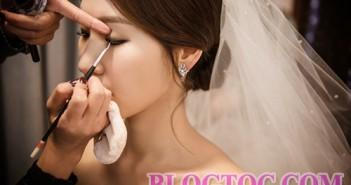 Những điểu cần biết khi trang điểm và làm tóc cô dâu đến từ các chuyên gia hàng đầu 1