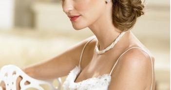 Những kiểu tóc cô dâu cổ điển đẹp giúp nàng thêm thanh lịch trang nhã 10
