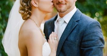 Những kiểu tóc cô dâu kết hợp với voan cưới đẹp cho nàng thêm duyên dáng trong ngày cưới 9