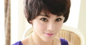 Các kiểu tóc ngắn đẹp 2015 cho từng kiểu gương mặt giúp bạn nữ thể hiện cá tính và dễ thương hơn 30
