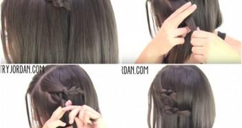 Cách tạo kiểu đẹp cho tóc ngắn để đi chơi noel năm mới đơn giản mà hiệu quả ấn tượng 5