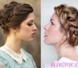 Cách tết tóc đẹp kiểu vương miện xinh như hoa hậu cho các nàng đi dự tiệc 6