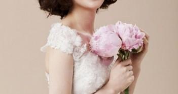 Tóc ngắn đẹp nhất cho cô dâu lung linh ngày cưới được nhiều cô dâu lựa chọn 10