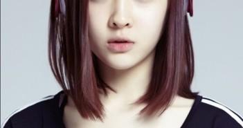 Tóc ngắn ngang vai Hàn Quốc thẳng cho mặt dài đẹp quyến rũ được nhiều bạn gái lựa chọn nhất 6