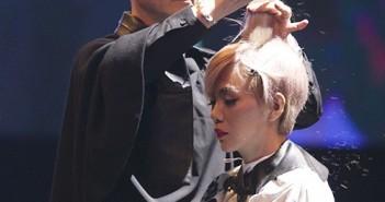 Tóc ngắn đẹp cổ điển phong cách từ BST 'Vẻ đẹp bị lãng quên' hứa hẹn cho xu hướng tóc 2016 1