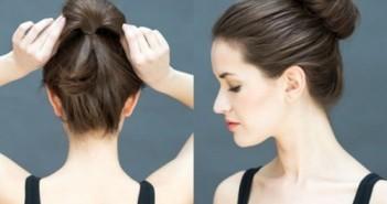Cách tạo kiểu tóc đẹp đi chơi tết đơn giản tại nhà 14