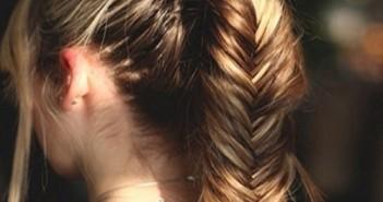 Cách tết tóc đuôi ngựa đẹp đơn giản tại nhà cho bạn gái đi chúc tết 9