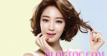 Tóc đẹp mùa hè 2016 cho bạn gái nét dịu dàng cuốn hút của phong cách Hàn Quốc 2