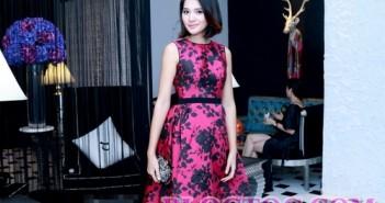 Tóc ngắn ngang vai đẹp rạng ngời của hoa hậu Hương Giang khiến nhiều bạn gái mê mẩn 3