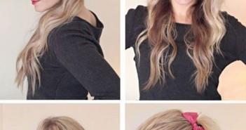 Các kiểu tóc đẹp trong tuần cho bạn gái tóc dài