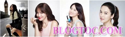 Những kiểu tóc ấn tượng của Song Hye Kyo - diễn viên phim Hậu duệ của mặt trời 13