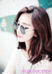 Kiểu tóc chấm vai đẹp xinh xắn đáng yêu trẻ trung cuốn hút đang thịnh hành nhất hiện nay 11
