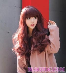 Màu tóc nhuộm đẹp 2016 cho nữ thịnh hành nhất hiện nay kể cả làn da tối màu 5