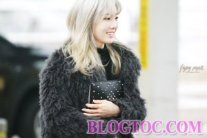 Màu tóc nhuộm đẹp của Tae Yeon trong năm 2016 bạn gái nên học hỏi để tạo phong cách mới trẻ trung năng động hơn 12