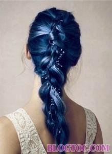 Những kiểu tóc tết cô dâu đẹp sang trọng quý phái bạn gái nên tham khảo để làm đẹp trong ngày cưới 5