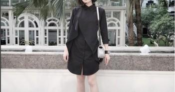 Tóc ngắn đẹp của á hậu Tú Anh làm xôn xao fans hâm mộ 1