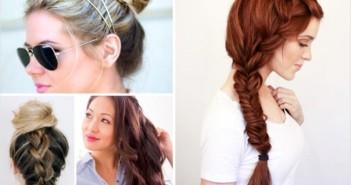 Các kiểu tóc đẹp cho nàng tóc dài thêm xinh xắn đáng yêu 10