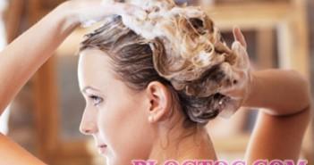 Cách gội đầu đúng cách để có mái tóc óng mượt khỏe đẹp 5