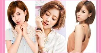 Kiểu tóc ngắn đẹp của 7 sao Kpop đình đám nhất châu á 5